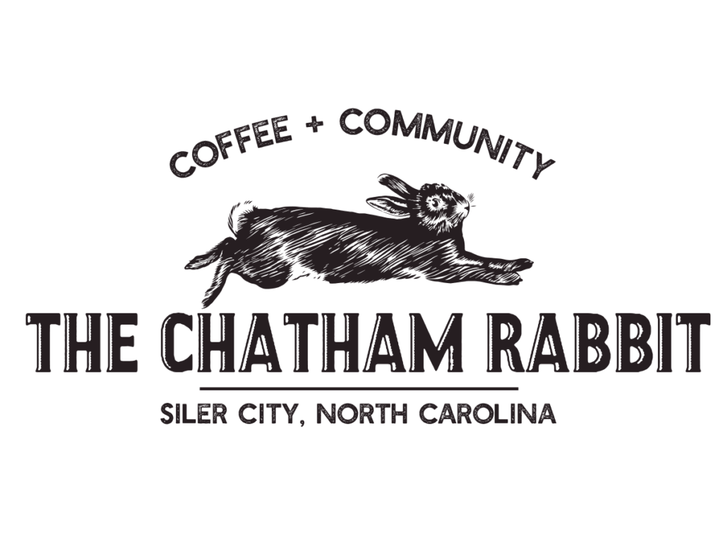 The Chatham Rabbit Coffee Shop Logo Design