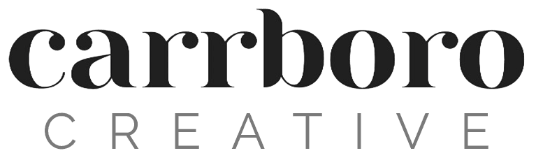 cropped carrboro creative logo centered stretched