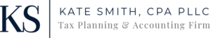Kate Smith Minimal Logo Design