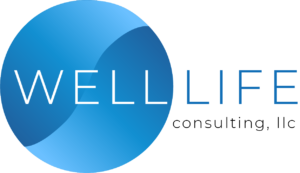 WellLife Consulting Chapel Hill Logo Design