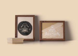 ascension frames design
