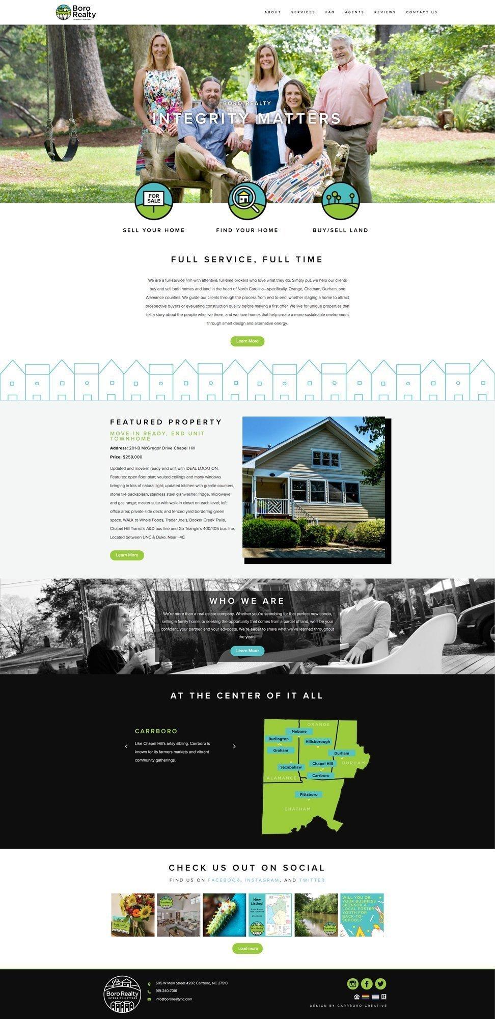 Boro-Home-page