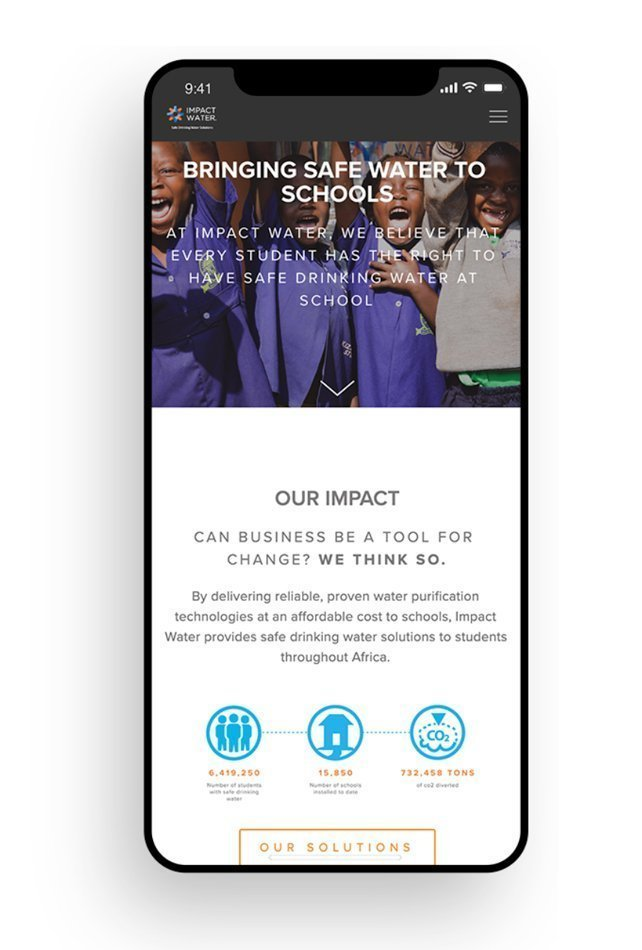 Impact-Water-Website-on-Mobile-2