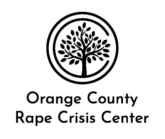 Orange County Rape Crisis Center Logo Black
