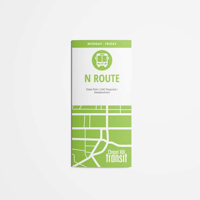 N-route-bus-map