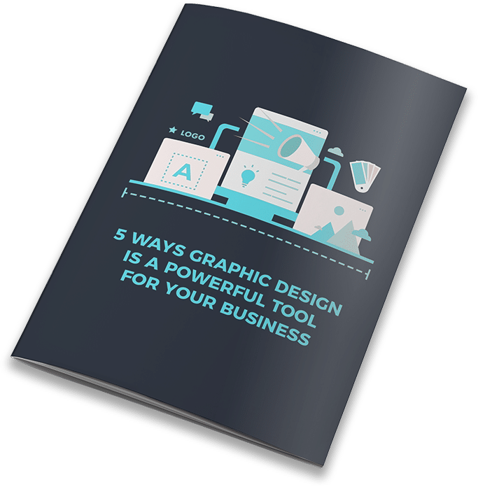 5 ways graphic design can help your business ebook cover