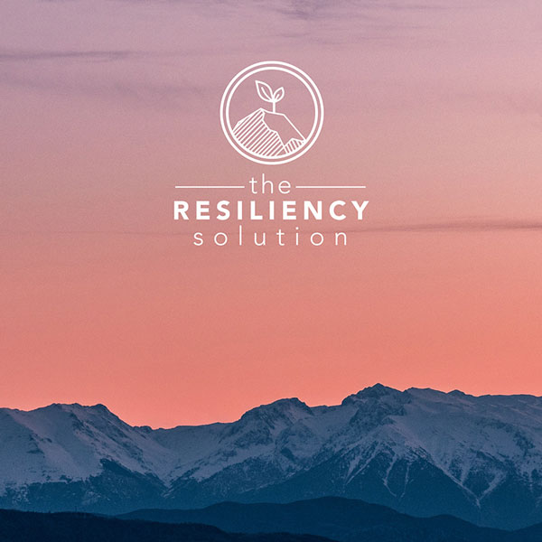 Mockup of the Resiliency Solution Logo