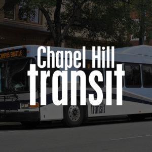 Chapel Hill Transit Logo on Brand Card